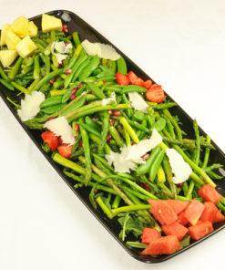 Sprø grønnsakssalat