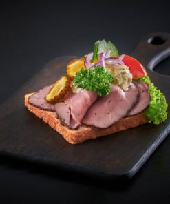 Smørbrød roastbeef