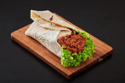 wrap taco