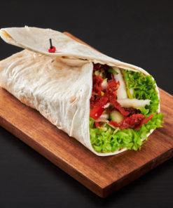 wrap vegetar